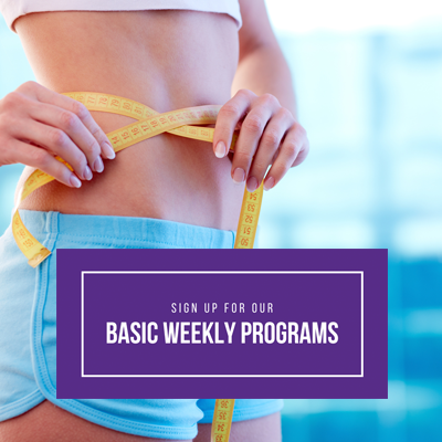 Basic Weekly Weight Loss Programs | Chino Hills